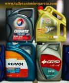 cambio de aceite para tu coche en Toledo