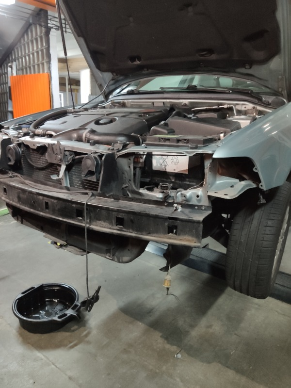 reparación de coche en taller mecánico en Toledo. Taller Antonio V García