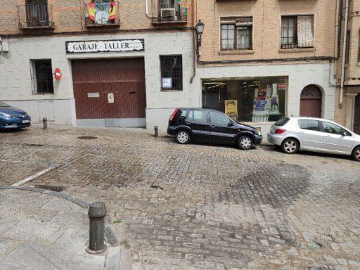 Taller Antonio V. García. Tu taller mecánico de confianza desde 1955 en pleno Casco Histórico de Toledo