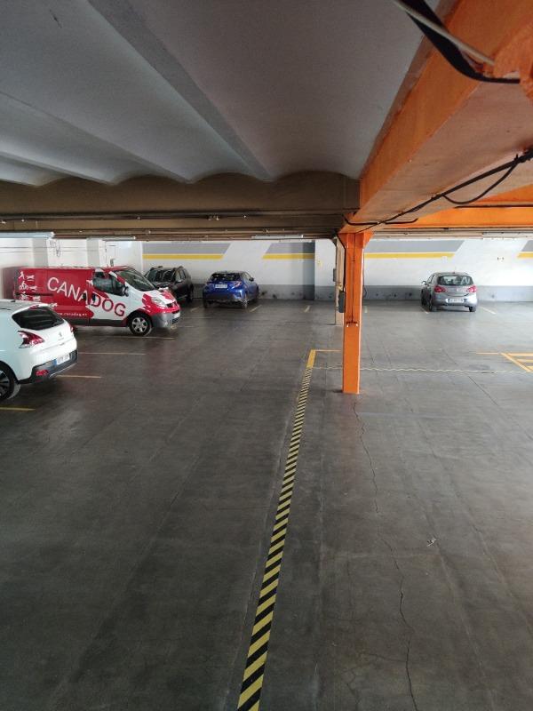 Plazas de garaje en alquiler en Toledo