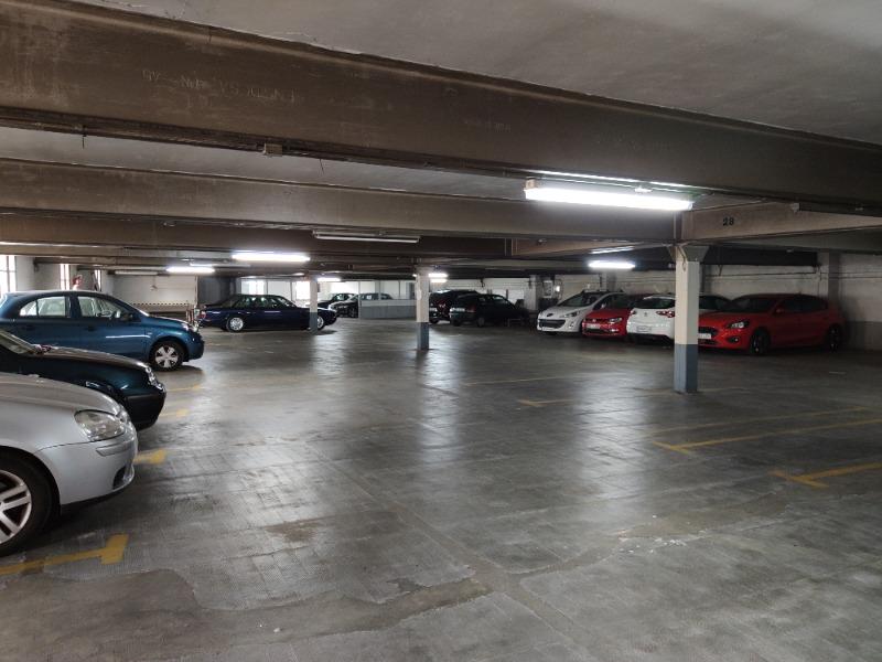 Plazas de garaje en alquiler en Toledo centro. Taller Antonio V García
